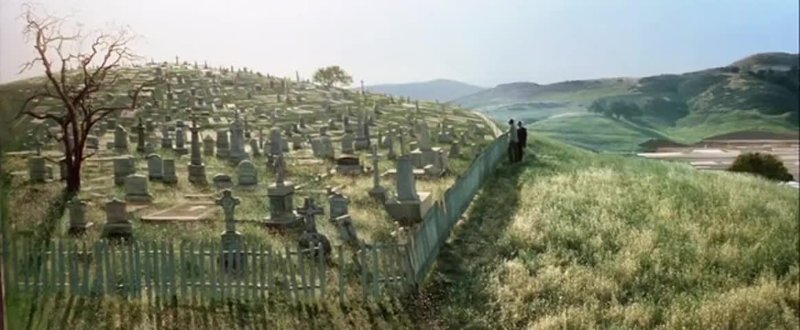 #SignsYourHouseIsHaunted ...It's built next to a Cemetery. https://t.co/Oi0YjXvXN8