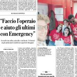 La parte migliore di questo Paese. Oggi su @repubblica.  #Fiom #Lamborghini #Emergency https://t.co/YFohBV57wL