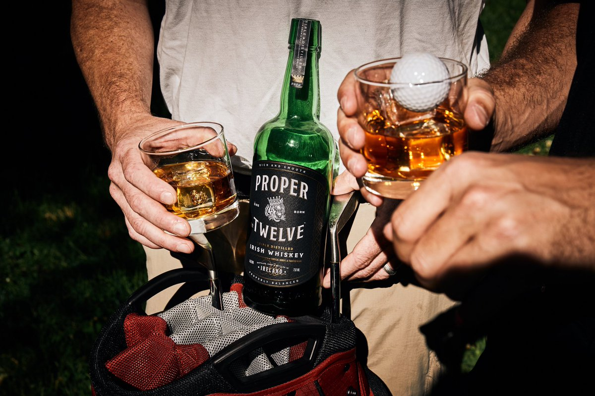 RT @ProperWhiskey: Afternoons spent on the 19th hole are Proper afternoons indeed #OneForAll #TheOpen https://t.co/hesBG9ImTi