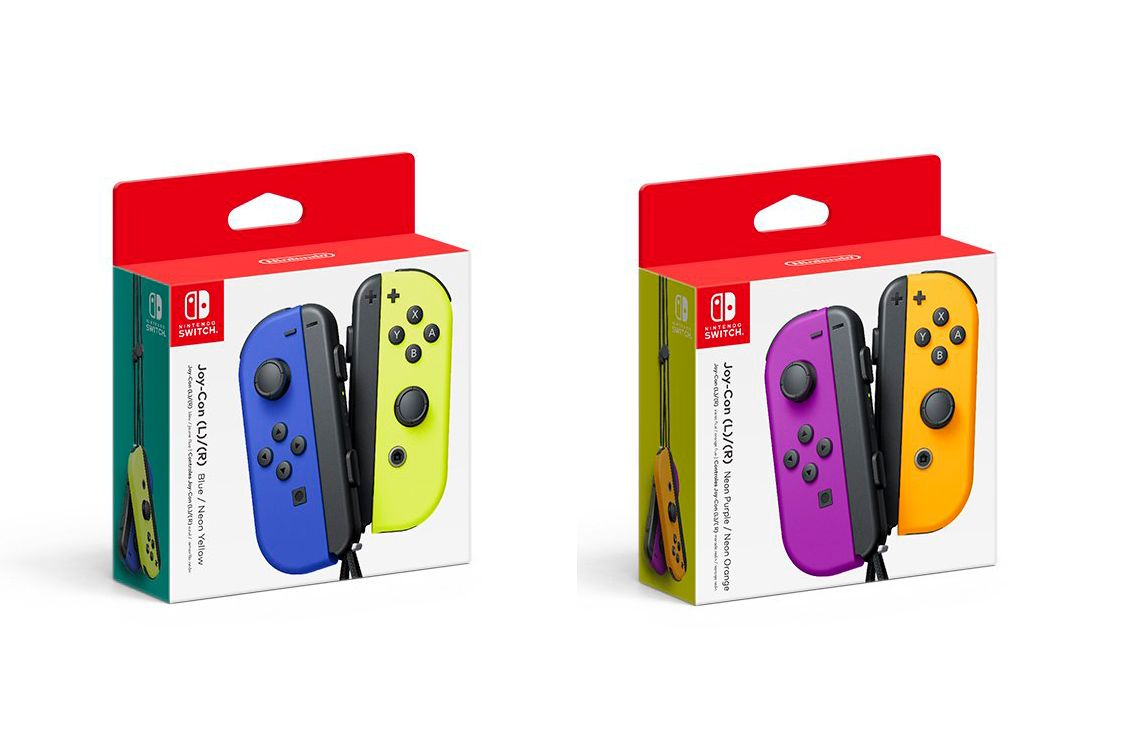 test Twitter Media - One of Nintendo's new Joy-Con color schemes is basically Waluigi-themed https://t.co/5vp8L9OeTB https://t.co/9ONFgDOY6N