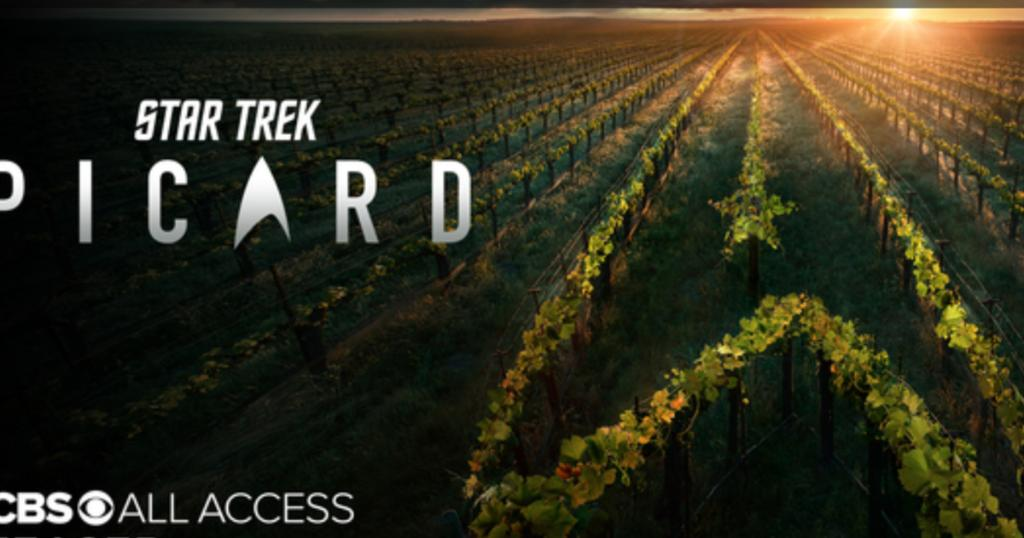 "Patrick Stewart introduces new ""Star Trek: Picard"" trailer at San Diego Comic-Con"