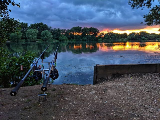 This cracking #carpfishing photo has just been shared via #oncarp on instagram. Tag Your Catches. ht