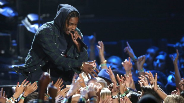 Trump offers to guarantee bail for rapper A$AP Rocky