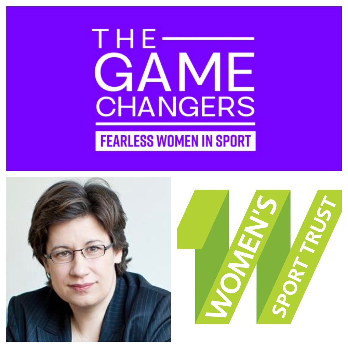RT @sueanstiss: In 'The Game Changers' podcast today it's @Jobostock co-founder and joint CEO of @WomenSportTrust. It's a fascinating insight into the work of this brilliant young charity and highlights why women's sport matters. Available everywhere or listen here https://t.co/90t4wgl3nO