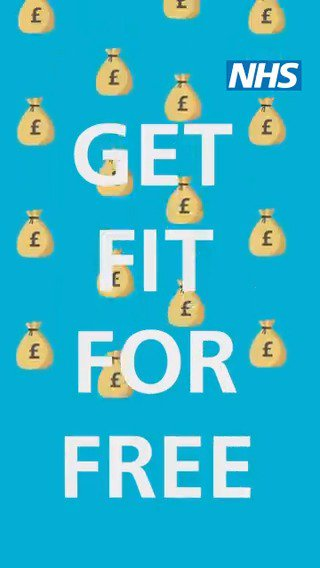 RT @NHSuk: The secret to getting fit for free is to use every opportunity to be active. Try to fit walking into your routine by ditching the car for short journeys. For more advice visit: https://t.co/9CIKezV4km   #WorldEmojiDay