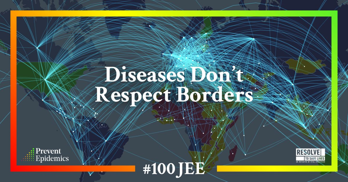 test Twitter Media - This week marks completion of 100 JEEs, the gold standard for assessing epidemic preparedness. Together, must now close the gaps identified in assessments. We're pleased to have made a small contribution through technical editing support https://t.co/J5bjtnztzl #100JEE #IHRs https://t.co/0oJkDnzviM