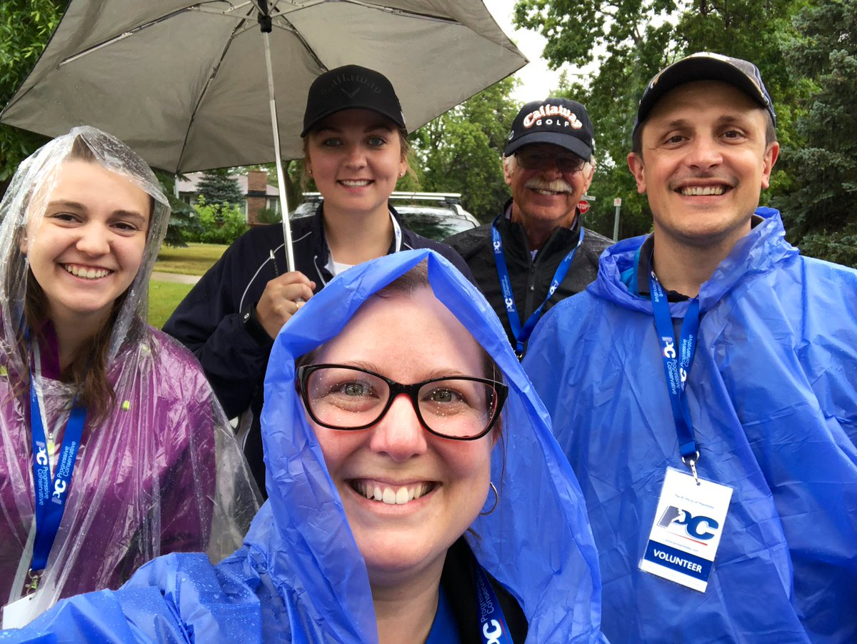 test Twitter Media - When it rains, it pours...and you might see my team at the doors!  We have fun in all kinds of weather! #mbpoli https://t.co/nlAuRDldDV