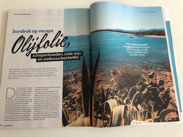 test Twitter Media - Deze maand in @Gezondnu: het artikel van @HeidiKlijsen en mij over de #bluezone op #Sardinië. Een mooi voorproefje op ons boek dat in september verschijnt! https://t.co/k5HF1ntFzM