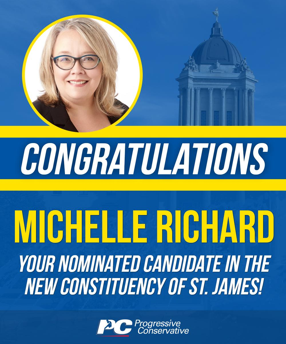 test Twitter Media - Michelle has extensive planning and economic development experience, and is an active community volunteer. Congratulations, Michelle!  https://t.co/TkmzNHYdgW  #mbpoli #BetterMB https://t.co/AQo5KPoSXc