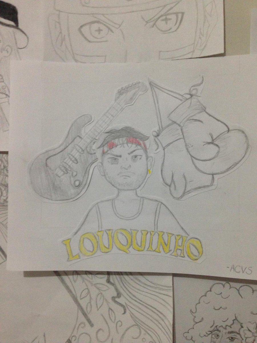 RT @jaonavit: menino louquinho nem nasceu e já tá na minha parede 🥊🥊 #LOUQUINHO https://t.co/6q19jXBpJt