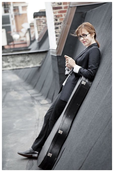 Happy Birthday Suzanne Vega ( I hope you have a lovely day.  xo