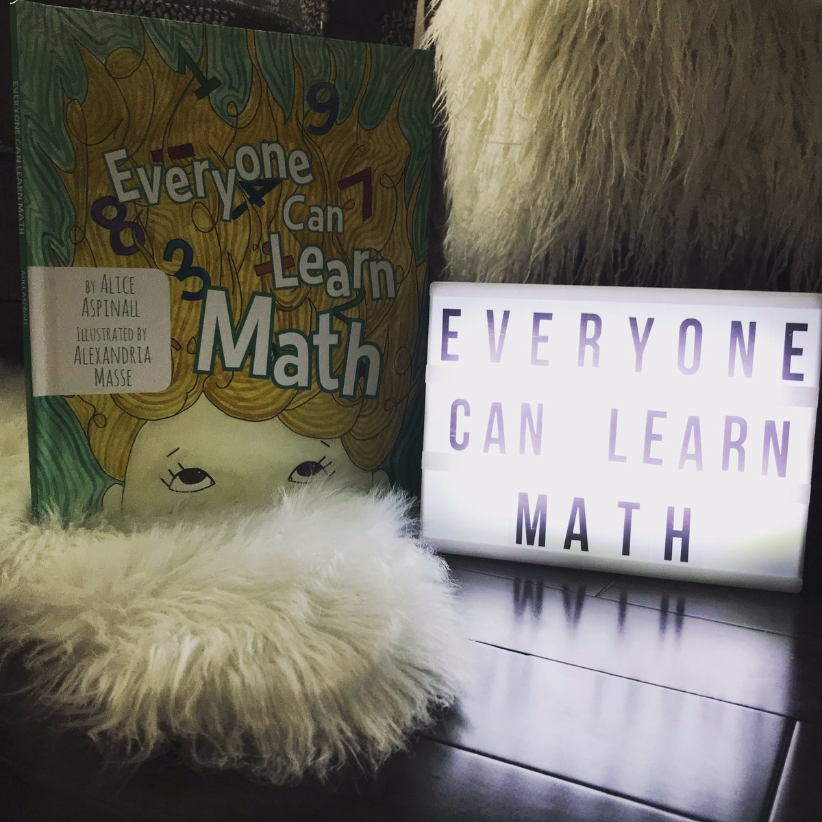 test Twitter Media - This book was a dream 15 mo ago.   This is more than just a book. More work than I ever imagined - but people share the same desire to eliminate math anxiety in children. Parents, educators, kids all want to love math.  Visit https://t.co/u8fxkuJGPd to learn more. https://t.co/LLlwckaBU8