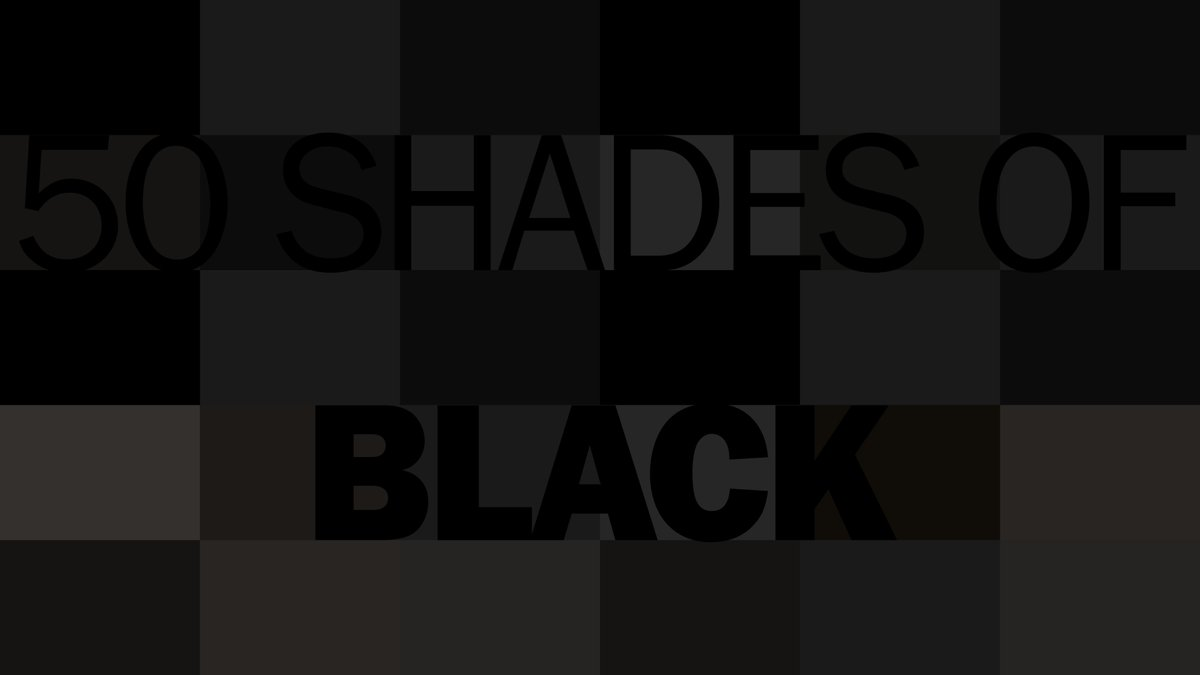 test Twitter Media - 50 Shades of Black This week Jon has had a masterclass in printing black. Sounds like a simple thing, but black is not always black!  When printing CMYK, a rich black is made from 100% black (K), with the addition of some CMY to produce a deep black. #CMYK #lithoblack  #richblack https://t.co/3P6WLV4Z8d