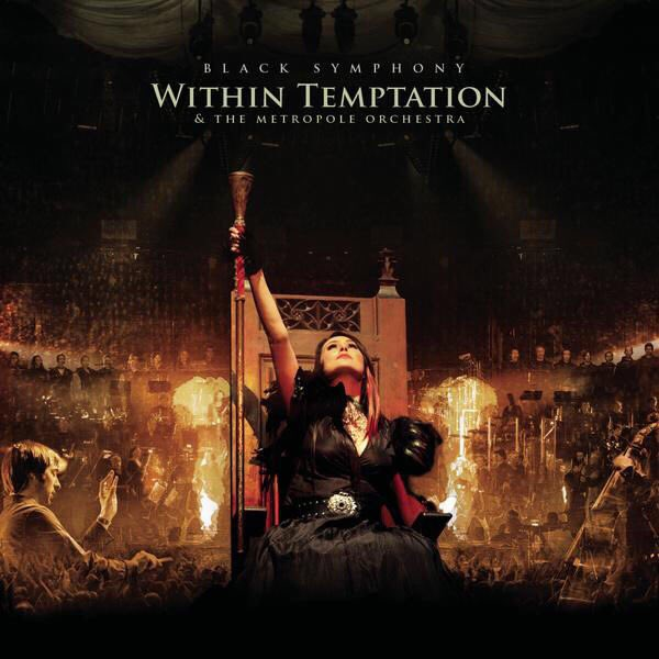 Jillian (I\d Give My Heart) from Black Symphony by Within Temptation  Happy Birthday, Sharon den Adel