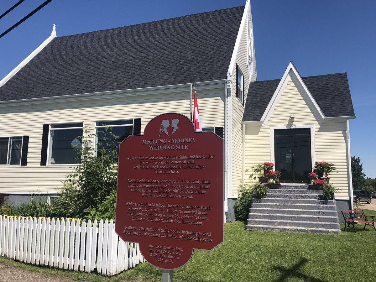 test Twitter Media - Congratulations to everyone involved in another successful Pond, Pail, and Paddle event in Wawanesa last weekend!  Anyone dropping by Wawnesa should check out the church where Nellie McClung was married. https://t.co/fi3uQmJiTc