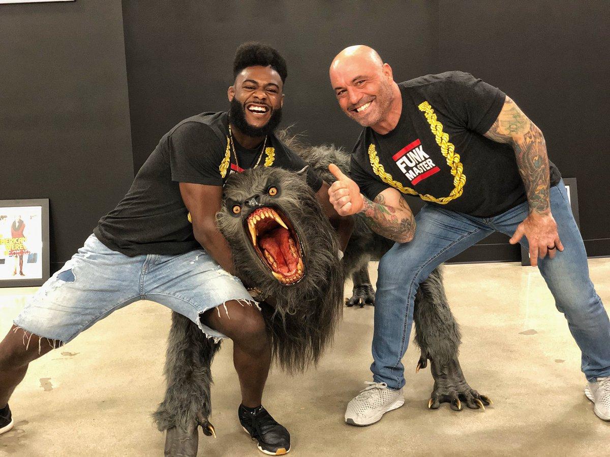 test Twitter Media - Train by day, Joe Rogan Podcast by night! ALL DAY! • #JRE #DrinkHydroCanna #Werewolf #Cali #JoeRogan #AllDay #LA https://t.co/o7BRryoDoC