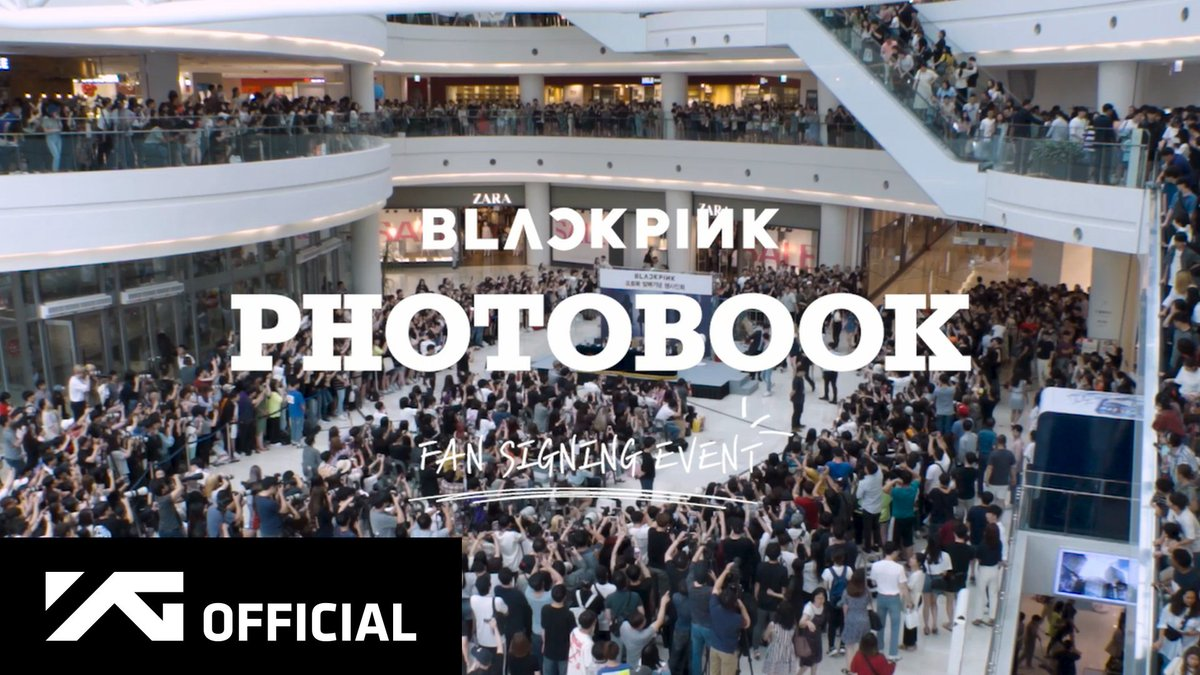 #BLACKPINK 'PHOTOBOOK -LIMITED EDITION-' FAN SIGNING DAY IN YOUNGDEUNGPO  MORE PHOTOS 👉   #블랙핑크 #PHOTOBOOK #LIMITED_EDITION #FANSIGNING #YG
