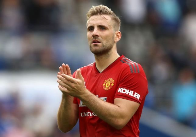 Happy Birthday Luke Shaw! The Manchester United defender turns 24 today!