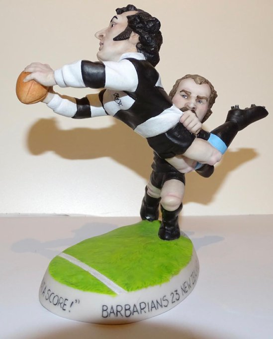 """Happy Birthday Sir Gareth Edwards. \""""What a score!\"""" from a collection of over 50 Groggs -"""