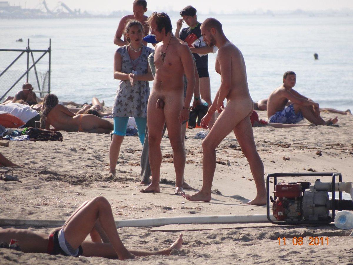 Обнаженные Мужчины На Пляже В Липецке