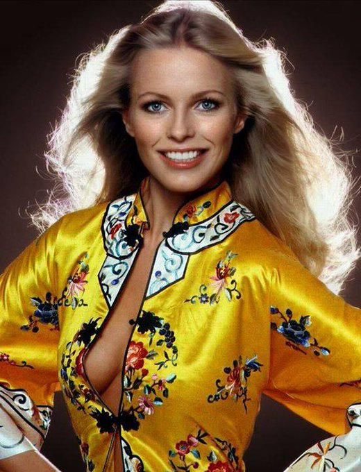 Happy 68th birthday to Cheryl Ladd, born on this date in 1951.
