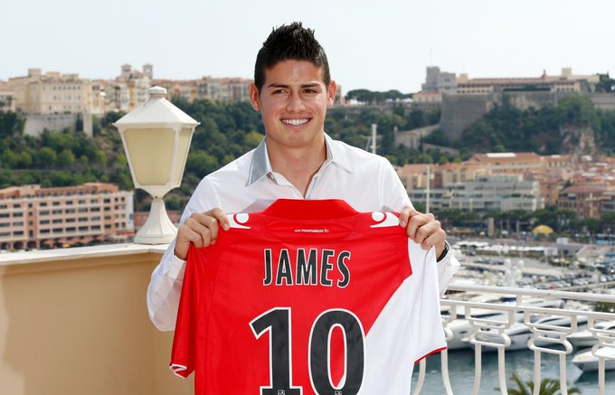 Happy 28th birthday, James Rodriguez! Where to next for the Colombian?