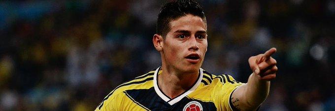 Happy birthday James Rodriguez 28