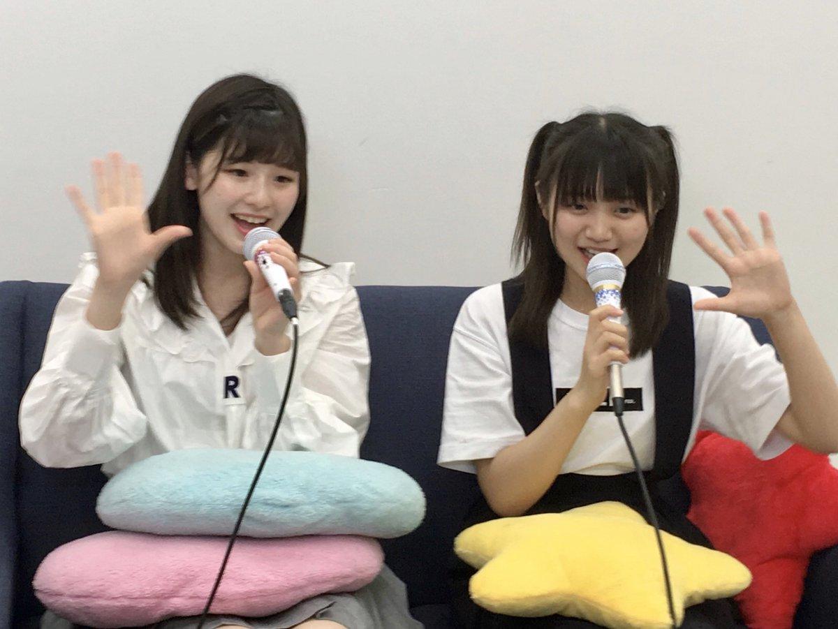 test ツイッターメディア - #猫舌SHOWROOM ☝️「指カラ」🎤  なーみん&かおりでお届けしました、ご視聴ありがとうございました✨  出演:#AKB48 浅井七海、稲垣香織 @48_asainanami @akb48_kaori16  次回は7/19(金)20時~です、おたのしみに💟💕 https://t.co/33xAYKTSFq  #SHOWROOM https://t.co/EwHKmyN7CI