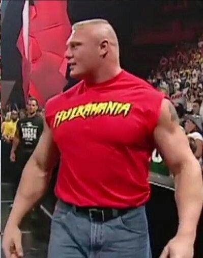 Happy birthday to multi time champion Brock Lesnar.