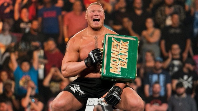 Happy birthday to the  Brock Lesnar