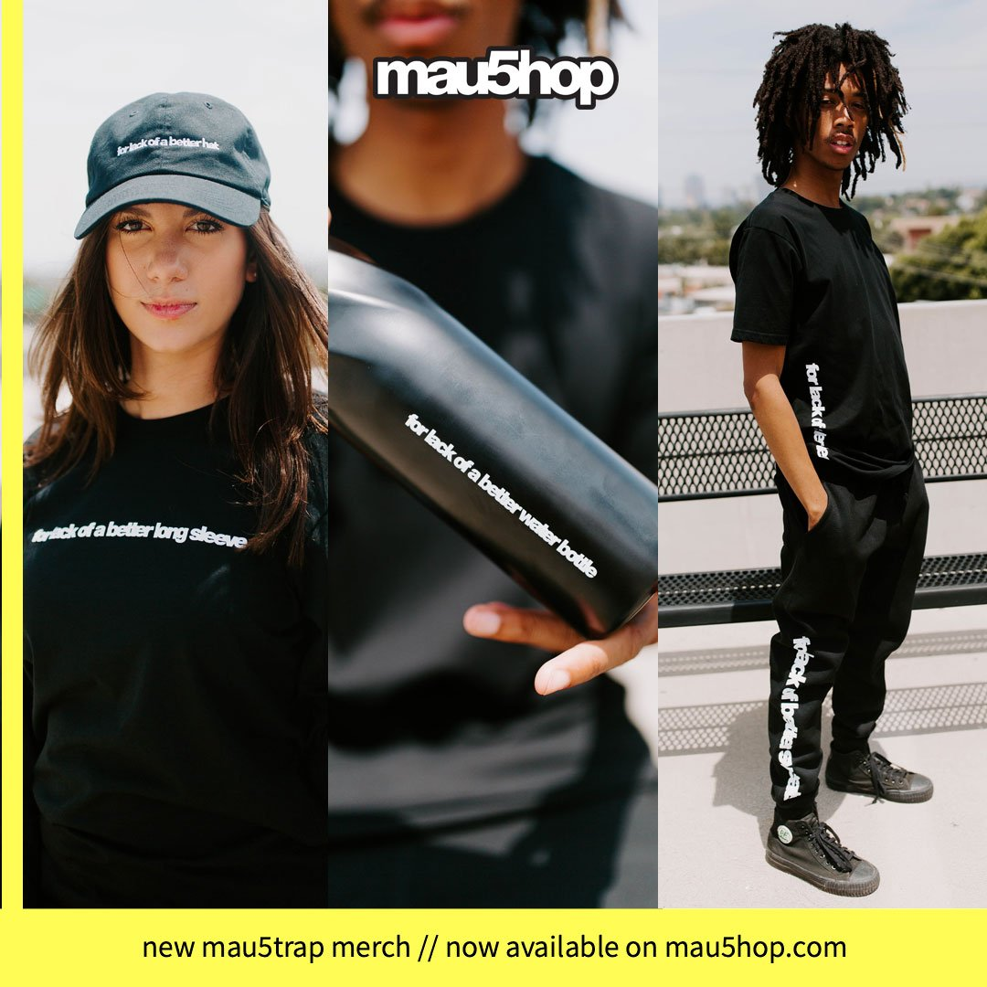 RT @mau5hop: new update, available now. for lack of a better collection 2019. #mau5hop  ???? https://t.co/RsS2dt9jVW https://t.co/Qy90JwFfB8