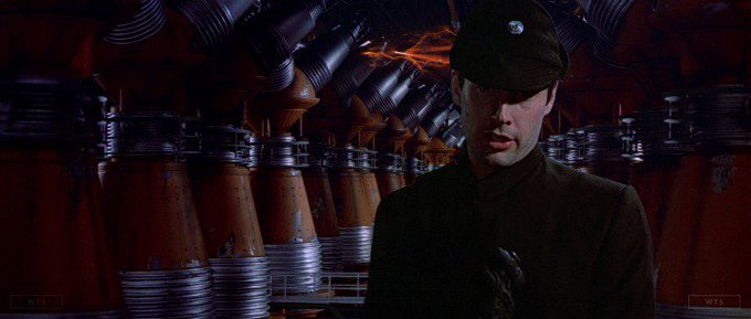 Ben Burtt is now 71 years old, happy birthday! Do you know this movie? 5 min to answer!