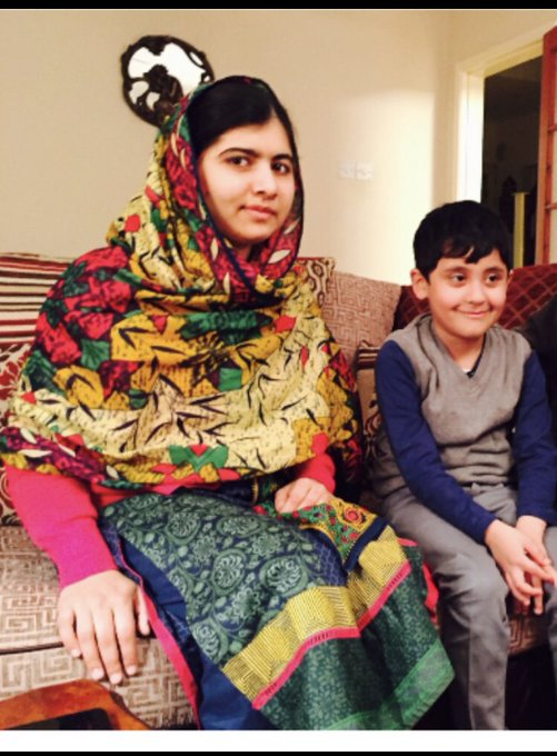 Happy Birthday to Malala Yousafzai