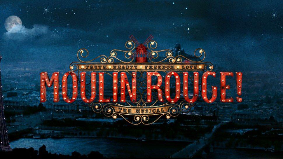 Its SHOWTYME & I'm Beyond Hyped! @MoulinRougeBway TONIGHT ✨ #MoulinRougeBroadway