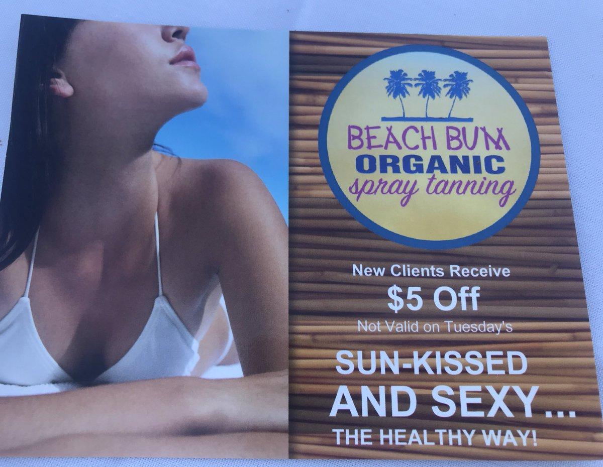 test Twitter Media - Thank you Beach Bum Organic Spray Tanning. https://t.co/vXKGWpGYA5.  Helping with our swag bags! #mentalhealth #YQG https://t.co/x8AmoYQwwQ