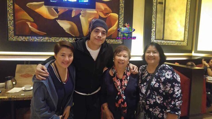 Happy, happy birthday, Xian Lim! You have come a long way! More blessings your way! The love will always be there!