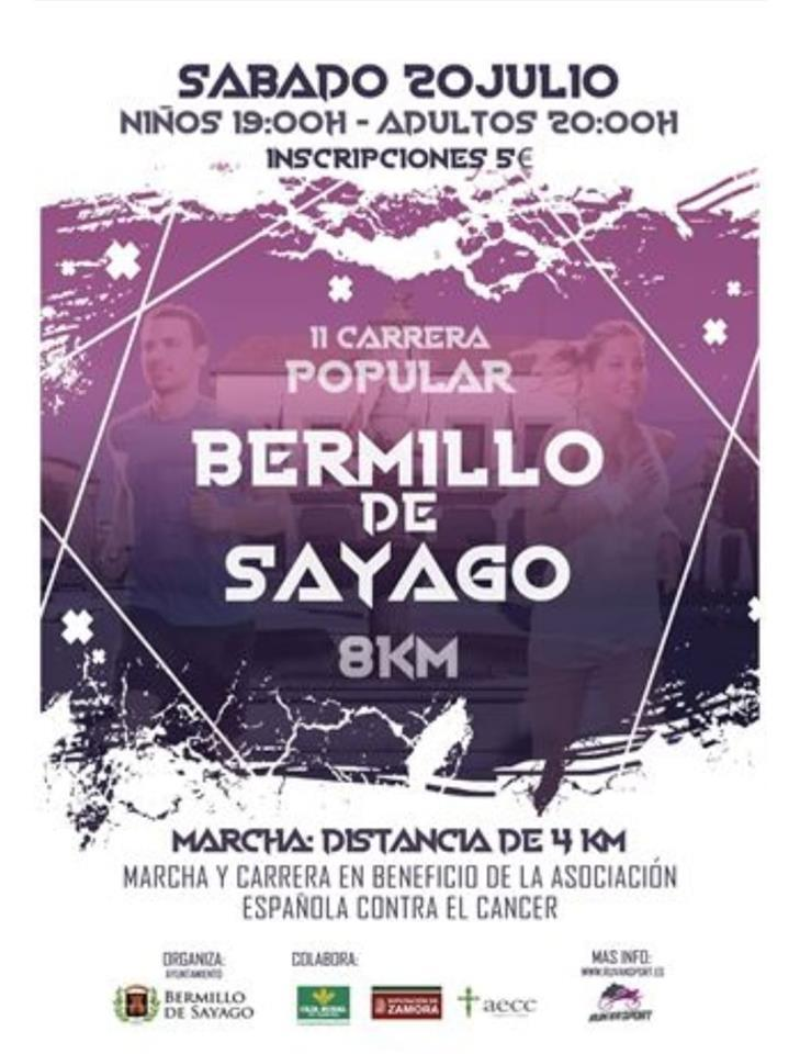 II Carrera Popular Bermillo de Sayago https://t.co/EuQK7TRpPK https://t.co/8fIZpgE9rb