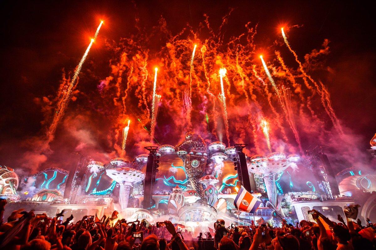 2021 Tomorrowland tickets