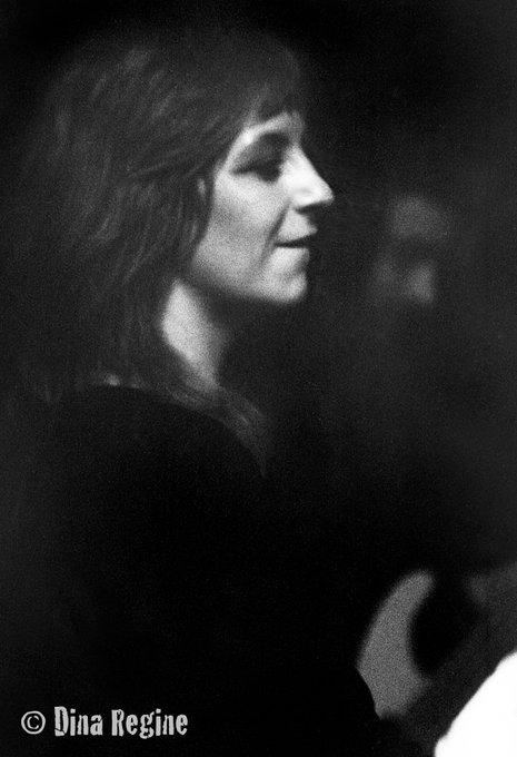 Happy Birthday Christine McVie!!! Photo taken at the Academy Of Music NYC