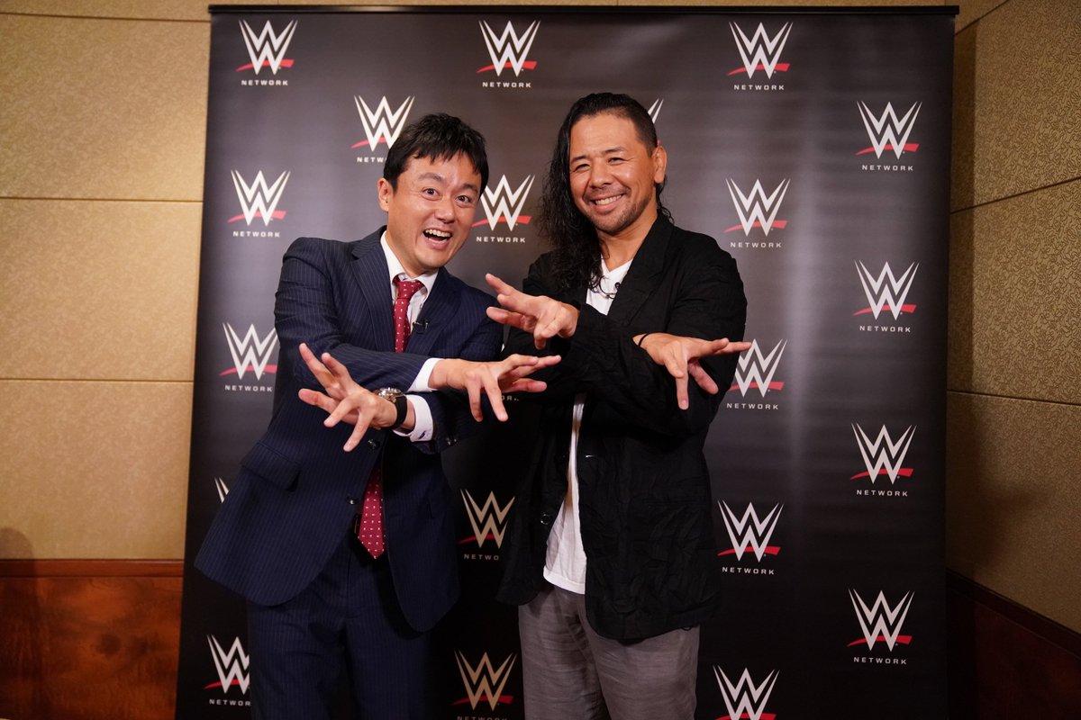 test ツイッターメディア - 中邑真輔が読売テレビ、朝の情報番組「す・またん」に登場!✨7/15(月・祝)朝6時半ごろに放送予定! ※ニュース状況により別の日となる場合もあります https://t.co/uKJ3KA43Mt #WWE #wwe_jp @10ytv @ShinsukeN https://t.co/9MRefoi5Ki