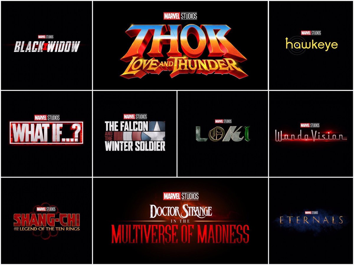 #MarvelStudios