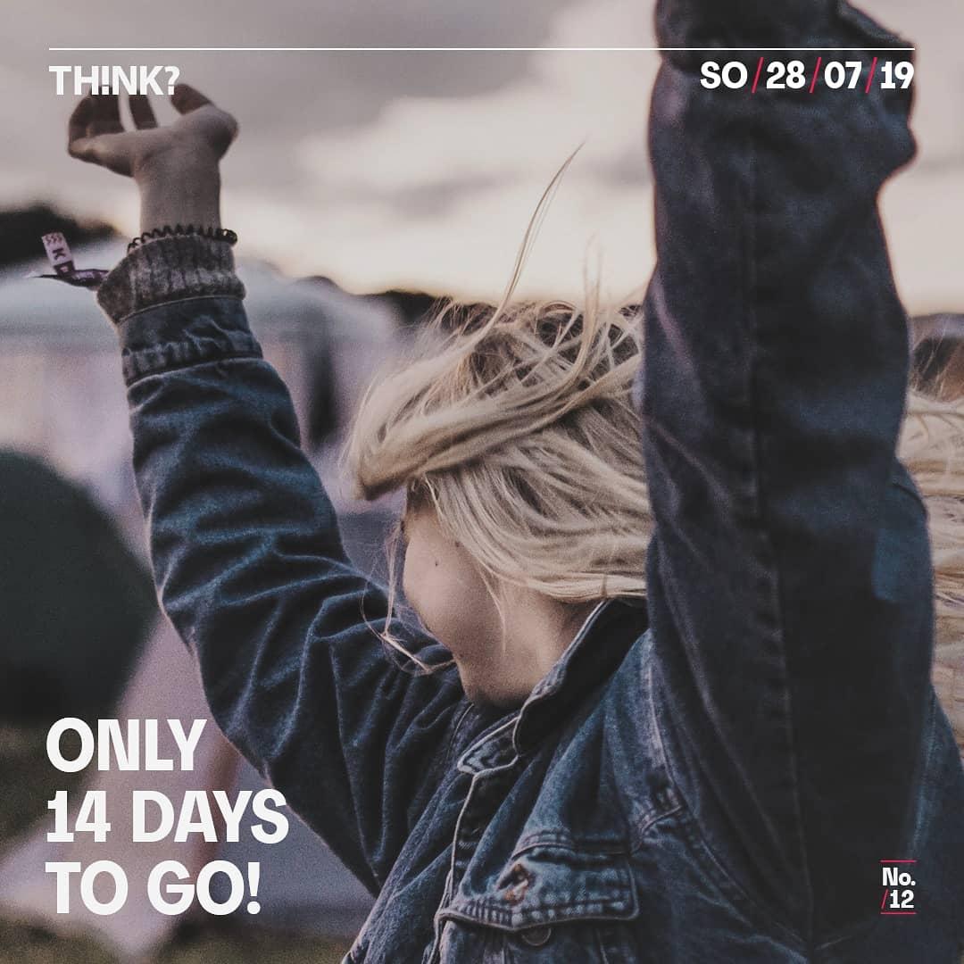 RT @THINKfestival: 🔥🔥🔥  Tickets & Infos 👉 https://t.co/CtFqenStd0 #THINKfestival #THINK2019 https://t.co/be5Oz7jvLw