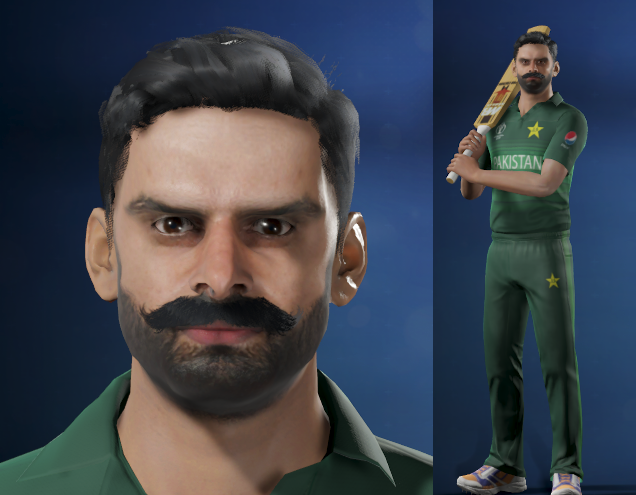 RT @FriedleleAshes: Mohammad Hafeez now shared with MB Malik H Pro Edition bat.  Search Friedlele https://t.co/JvTDBQNyHJ