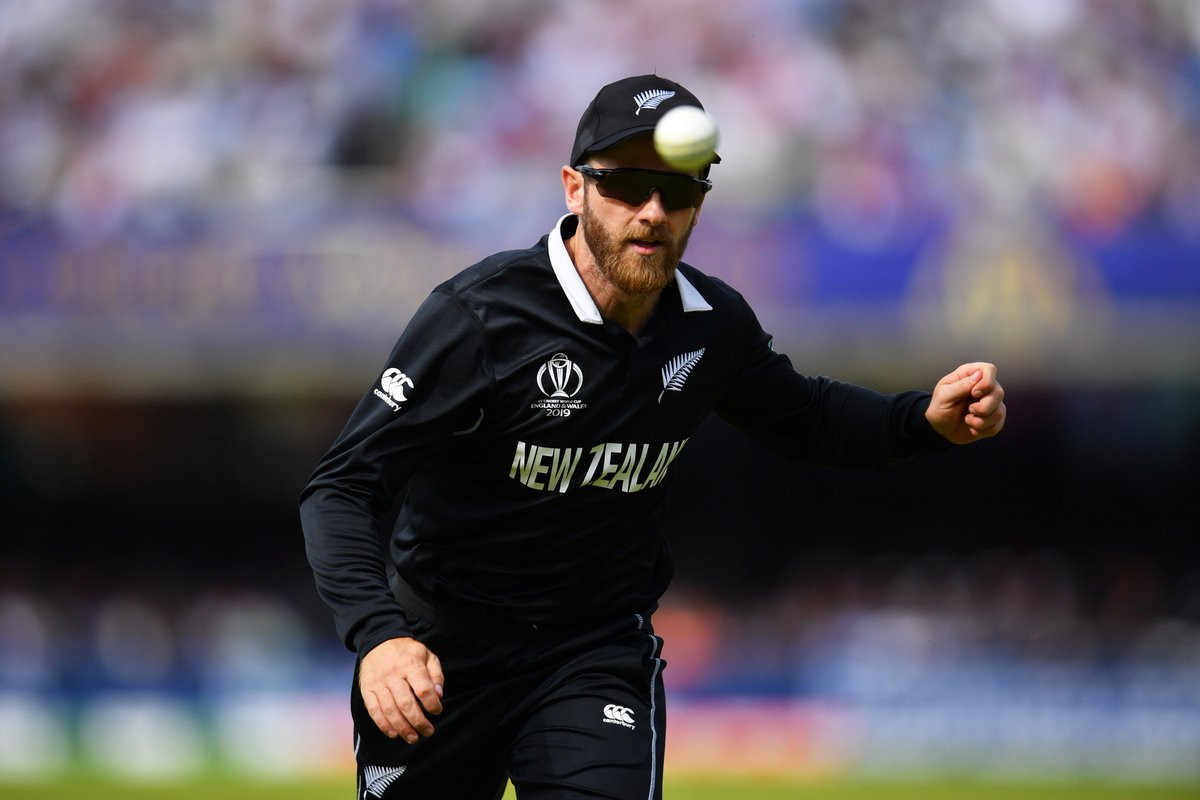 Kane Williamson is the Player of the Tournament  #ENGvNZ #CWC19 #CWC19Final