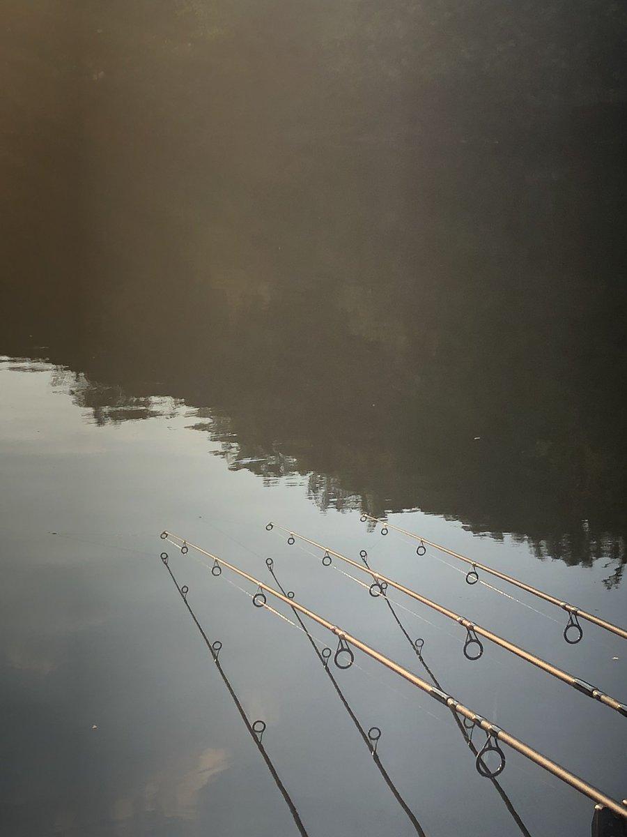 Needs must before the week kicks in #carp #angling #carpfishing #fishing #boilies #<b>Rod</b>s #reel