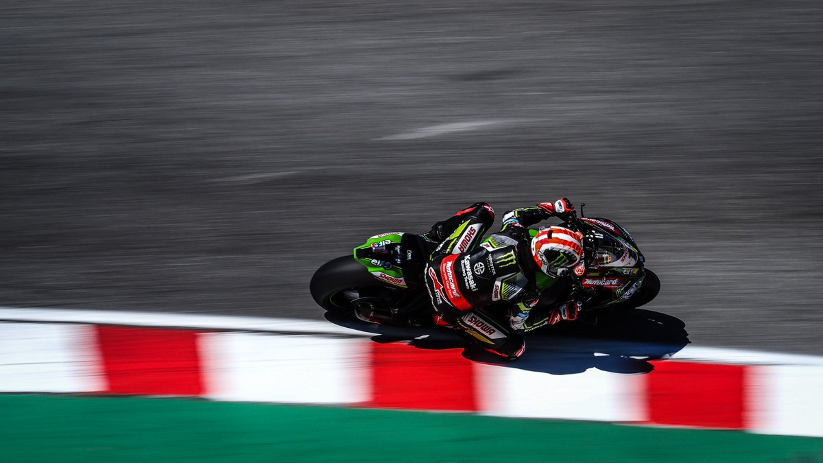 test Twitter Media - Remarkable @jonathanrea reflects on crucial weekend  An 81-point lead in the title sees @jonathanrea go into the Summer holidays with a grin on his face: but it isn't over yet…  #USAWorldSBK 🇺🇸  📃 | #WorldSBK  https://t.co/63RiHt12kB https://t.co/jrqsBPxCoF