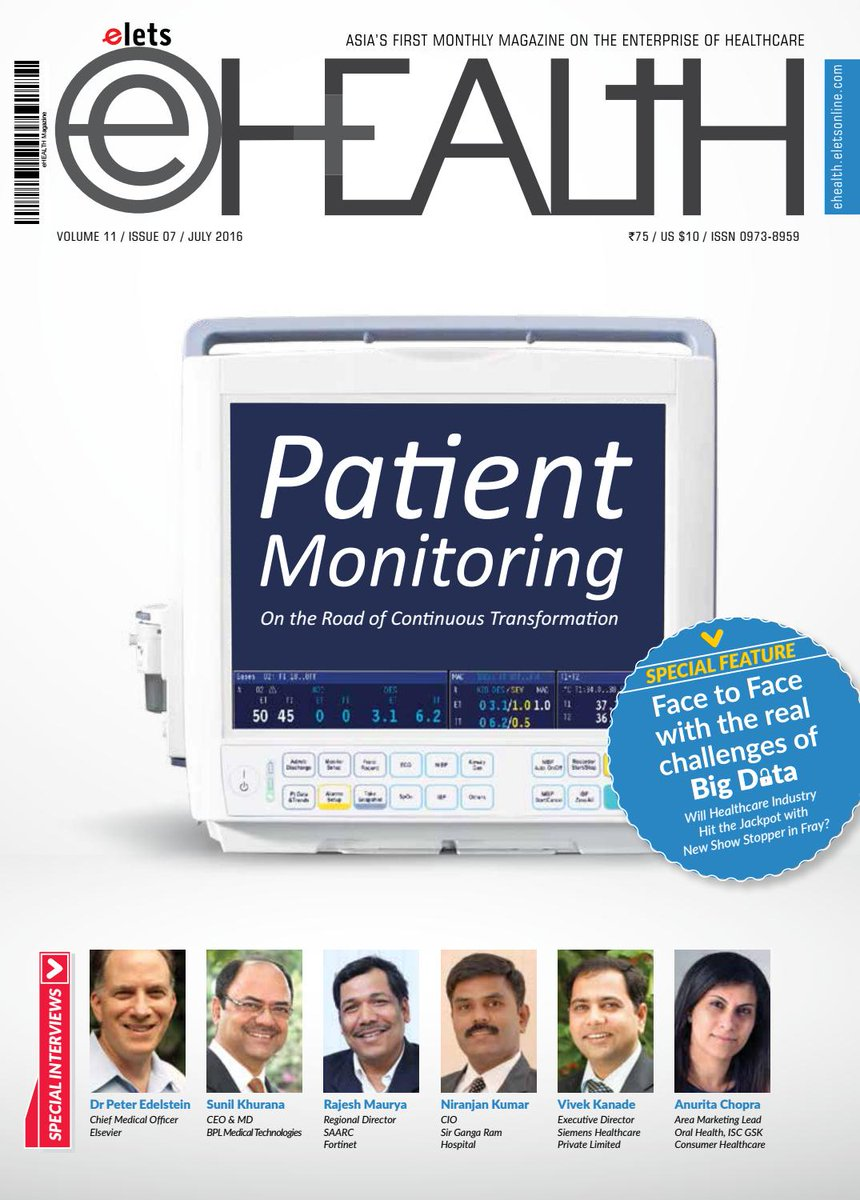 test Twitter Media - Patient Monitoring – On the Road of Continuous Transformation  #Throwback @ehealthonline #July2016 Magazine Url: https://t.co/bsYUpzQKBf Download Url: https://t.co/1pJiHr1SfM https://t.co/b0hZXEPeOm
