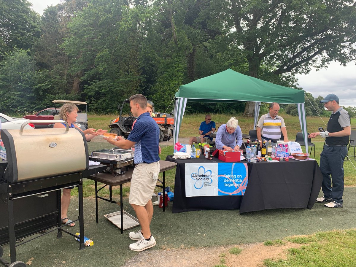 test Twitter Media - Captain's Day Success! ⛳️☀️  Our Halfway house is fast becoming 'the talk of South Wales' as players were once again greeted with a fantastic spread! 🍔🌭  £370 was raised on the day for this years Captain's Charity of the Alzheimer's Society Cymru. Well done all involved! https://t.co/ckJKeyhWEv