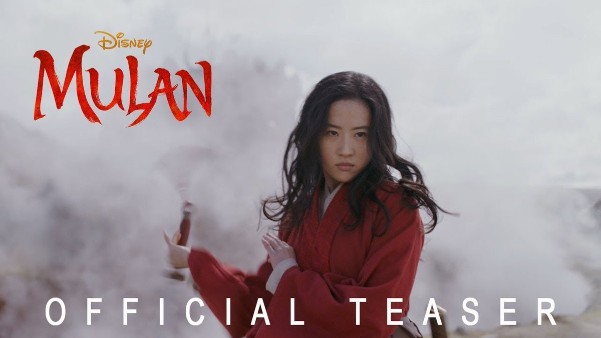 "test Twitter Media - ""Mulan"" is a masculine, non-Sinitic name: There is much hullabaloo over the new ""Mulan"" trailer: Question:  What does she say at 1:29? After watching Mulan gallop across the horizon for a couple of seconds, the very first thing we see is something that… https://t.co/QBhsfqtKFU https://t.co/bCUi6ABgy1"