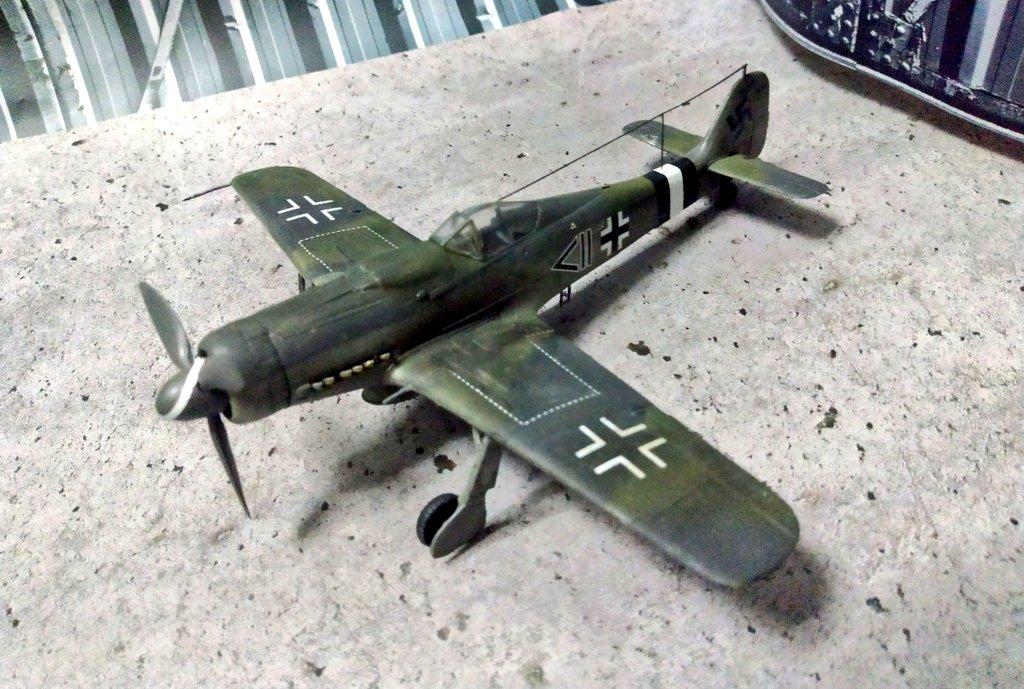 test ツイッターメディア - 何機生き残るやら タミヤ 1/72 Fw190D ファインモールド 1/72 飛燕 ファインモールド 1/72 Bf109G アオシマ 1/72 紫電 https://t.co/9fw5S3G3Yj